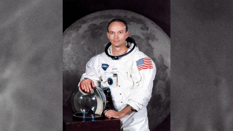 Умер Майкл Коллинз, астронавт из первого экипажа, слетавшего к Луне
