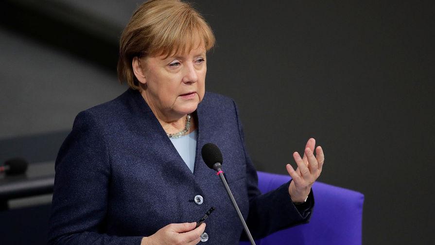 Меркель сообщила, что все еще мечтает отправиться в путешествие по Транссибу