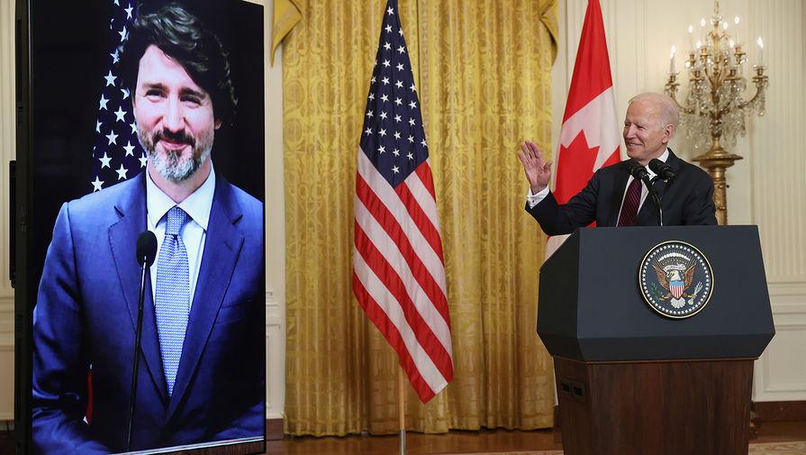 США и Канада планируют совместно противостоять России и Китаю