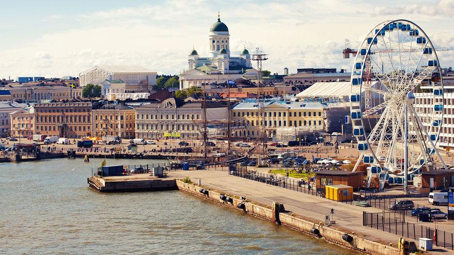 В Хельсинки полиция задержала 60 человек на акции против коронавирусных мер