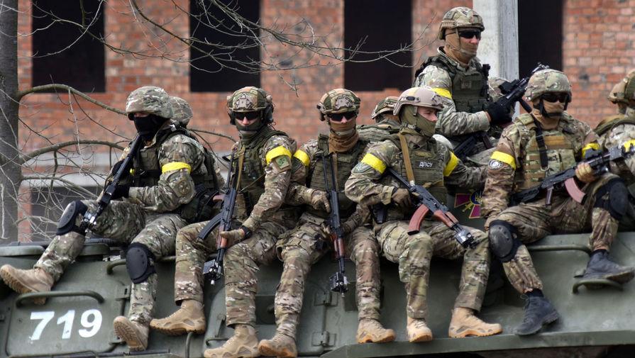 Украина изменила воинские звания на стандарты НАТО