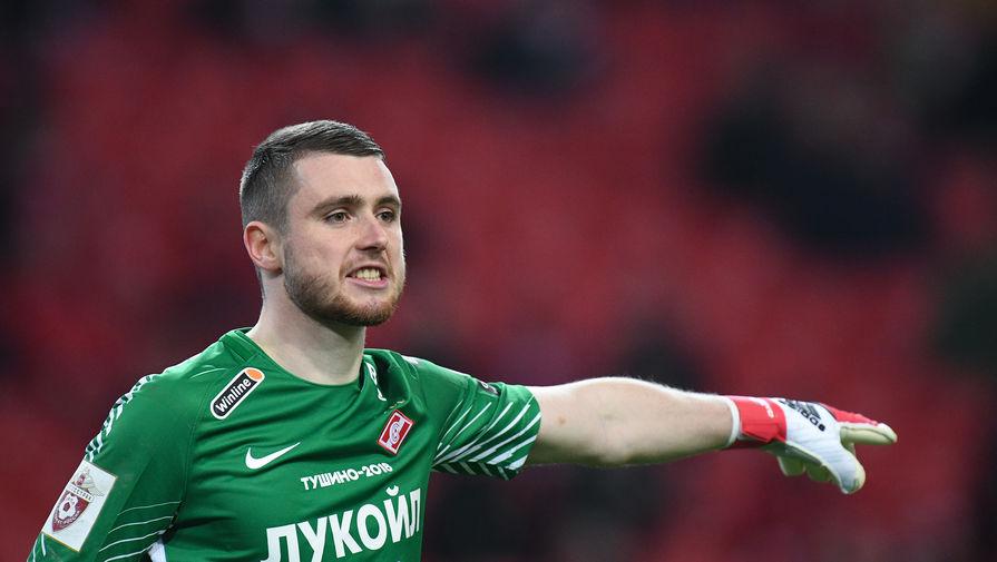 Вратарь 'Спартака' Селихов заявил, что никогда не перейдет в ЦСКА