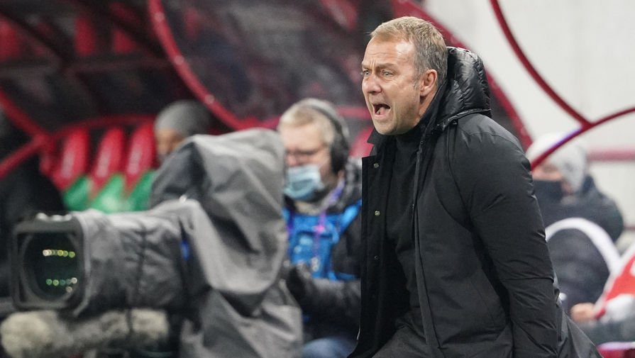 Главным тренером сборной Германии может стать Ханс-Дитер Флик