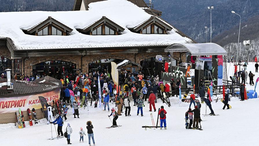 В Сочи спрогнозировали число туристов на Новый год