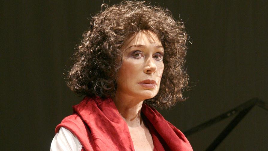 Актриса Васильева пожаловалась на плачевное положение из-за отсутствия работы