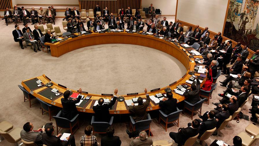 В Крыму назвали 'клоунским междусобойчиком' встречу западных стран в ООН