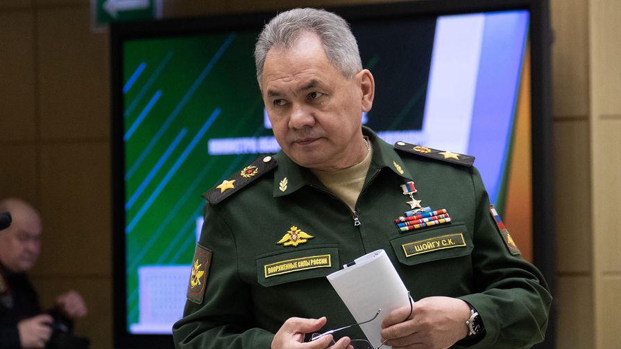 Шойгу прибыл в Узбекистан для переговоров