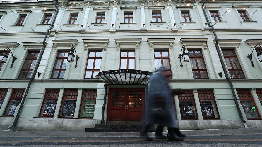 Сотрудник МХТ имени Чехова скончался на рабочем месте