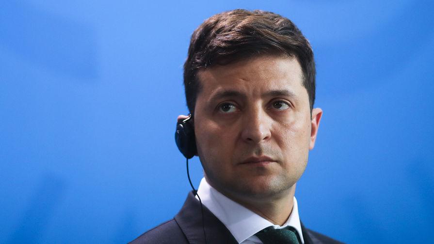 На Украине сочли 'бредом' слова Зеленского о мобилизации на войну с Россией