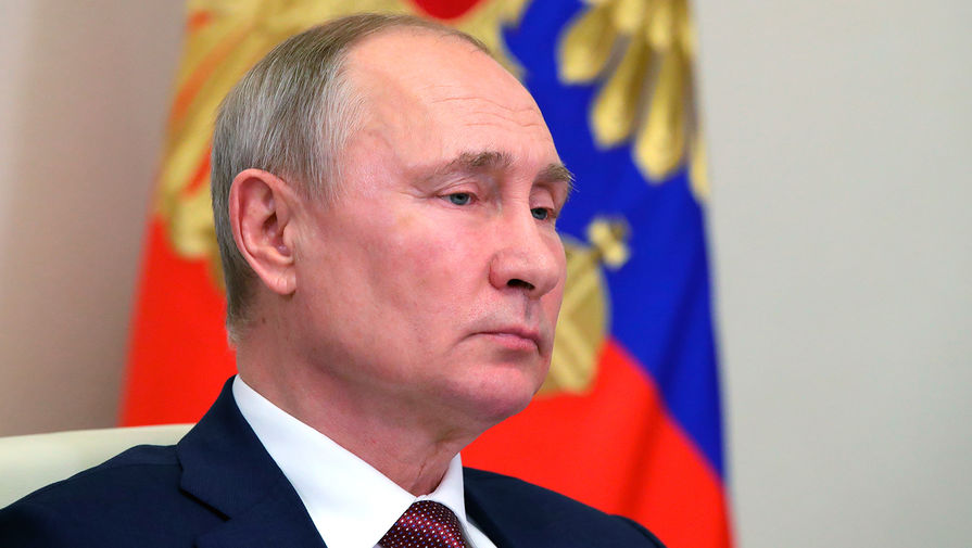 Путин выступит на Давосском форуме