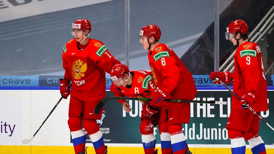 Объявлен состав сборной России на четвертьфинальный матч МЧМ-2021