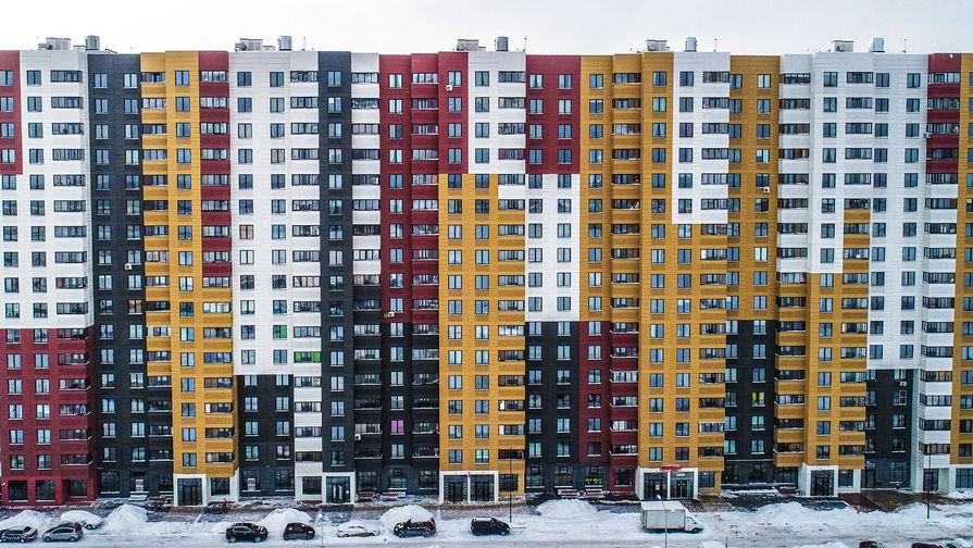 'Известия' узнали, что в Москве хотят ограничить плотность застройки