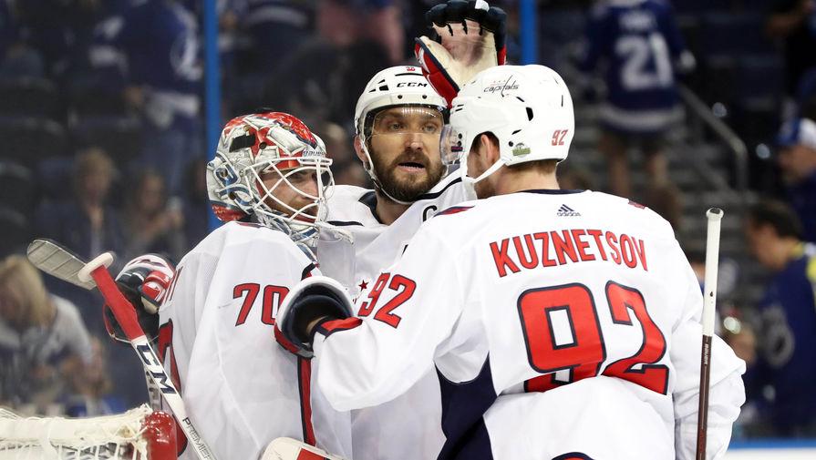 Овечкин сыграет в ближайшем матче НХЛ после нарушения протокола COVID-19