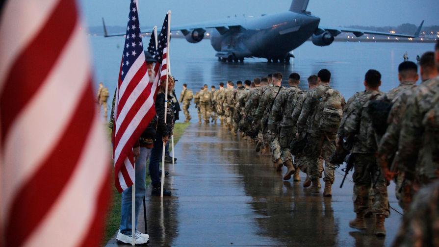 Бойцов нацгвардии Нью-Йорка отправят в Вашингтон для 'мирной передачи власти'