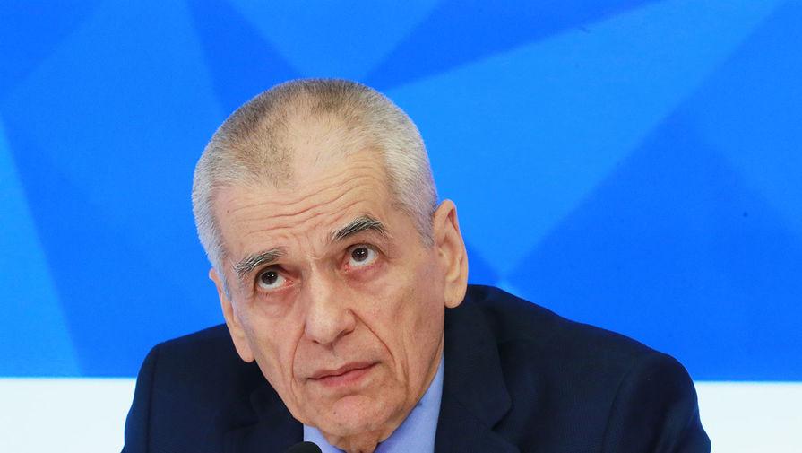 Онищенко считает, что ограничения по весу для чиновников нарушат права человека