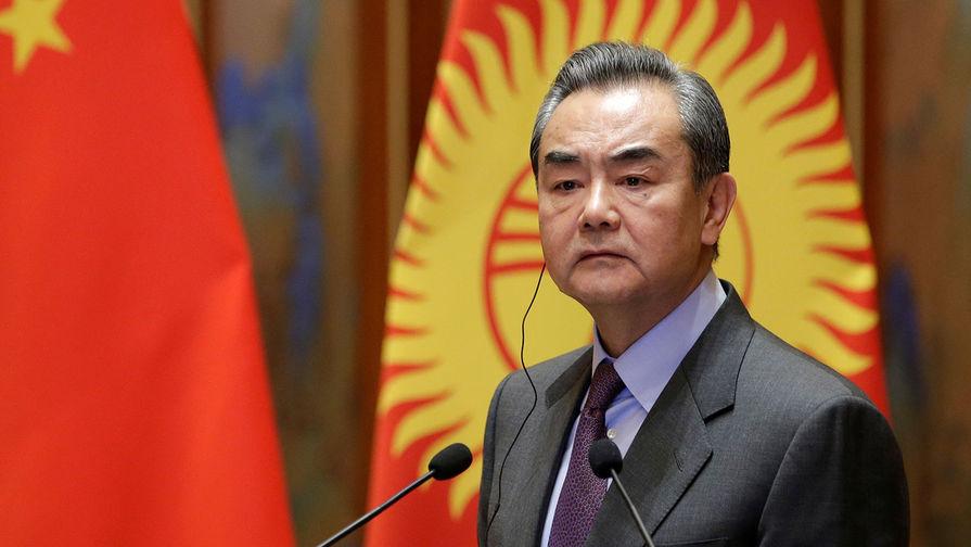 Глава МИД Китая заявил о совместной борьбе с Россией над 'политическим вирусом'
