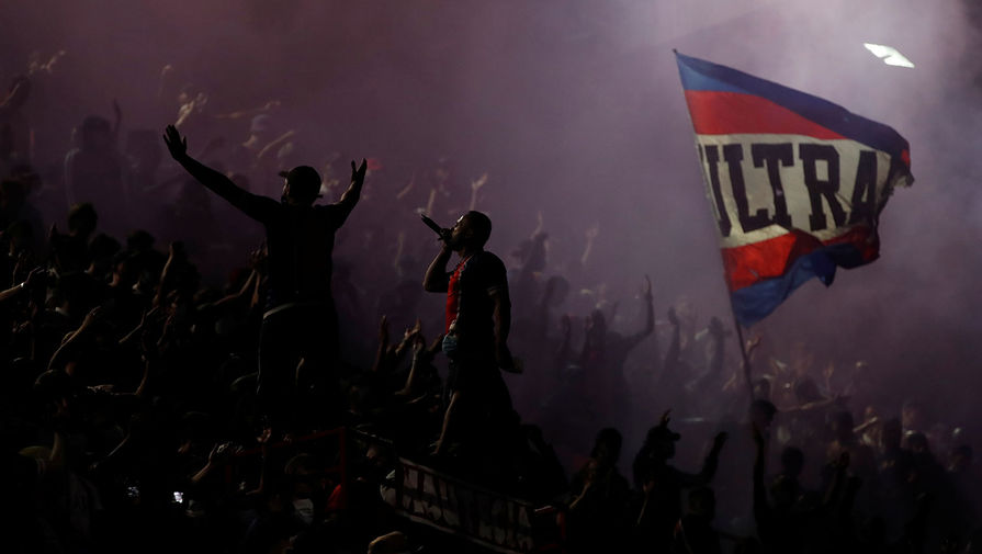 Мяч Мбаппе помог 'ПСЖ' обыграть 'Лорьян' в матче Лиги 1