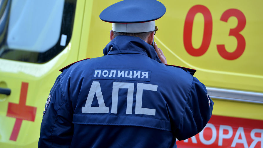 Автомобиль сбил 86-летнего пешехода в центре Москвы