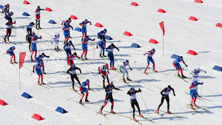 Россия оштрафована на €230 за неношение масок на 'Тур де Ски'