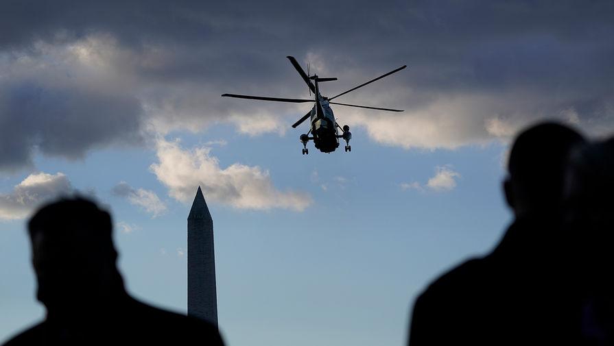 В штате Нью-Йорк разбился военный вертолет