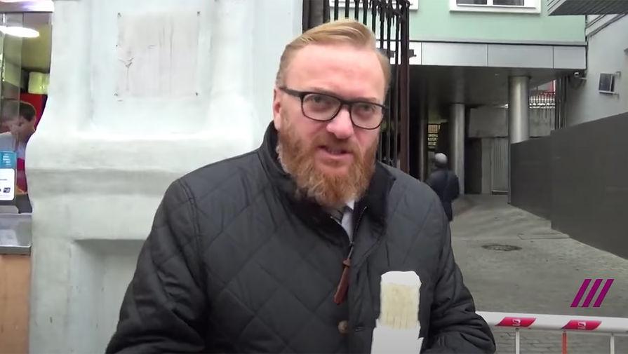 Депутат Милонов разнес 'Зенит' после вылета из Кубка России