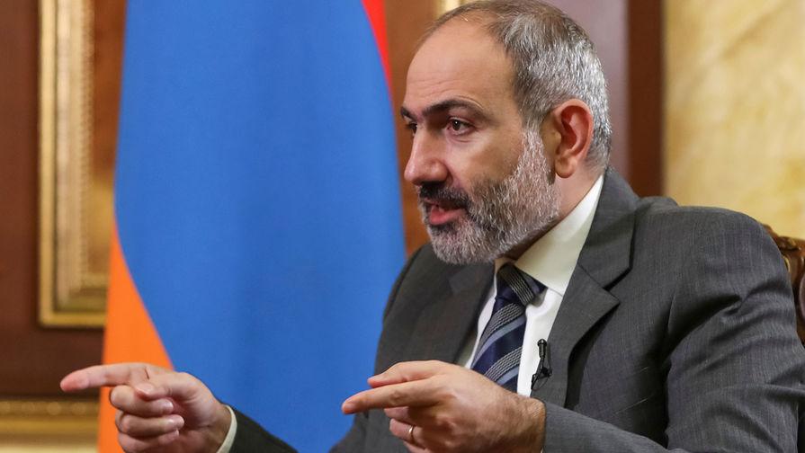Генштаб Армении после слов Пашиняна потребовал прекратить обвинения в свой адрес