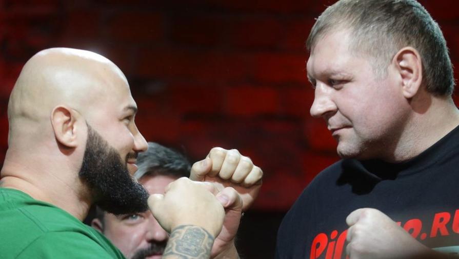 Известный российский боец поможет подготовиться Джигану к поединку с Емельяненко