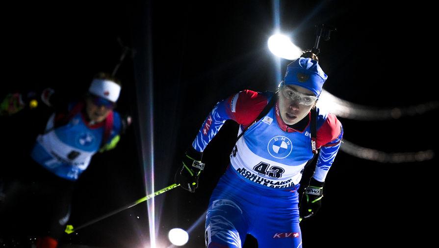 Российские биатлонисты повторили антирекорд по числу гонок подряд без медалей