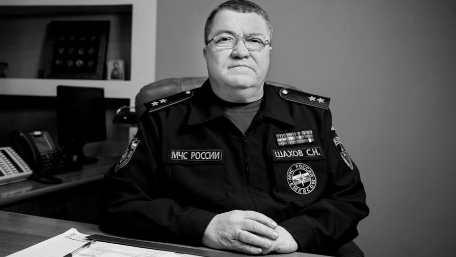 Руководитель МЧС Крыма умер в COVID-госпитале