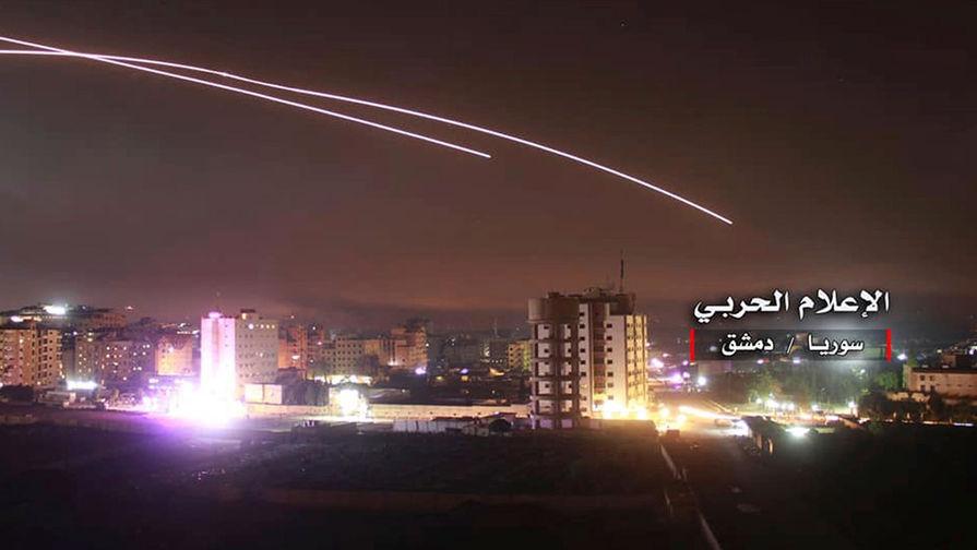 Мирный житель погиб при атаке Израиля на гражданский склад в Сирии