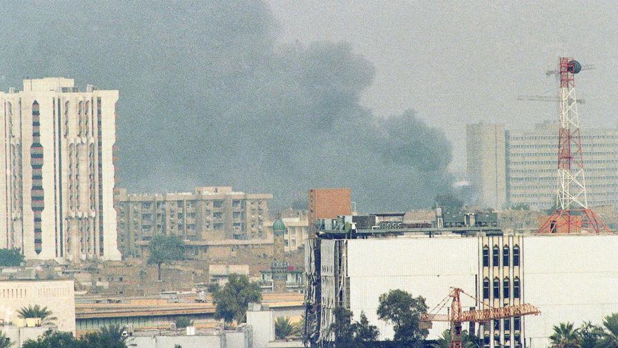 В пожаре в коронавирусном госпитале Багдада погибли 23 человека