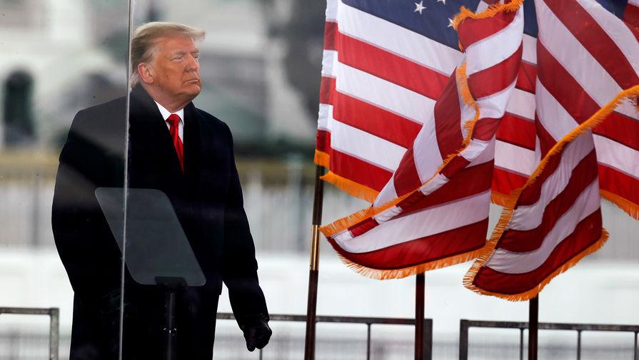 CNN узнал о состоянии Трампа перед исходом процесса по импичменту