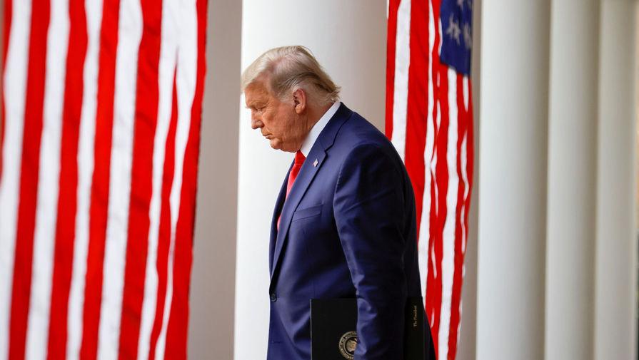 Трамп выступил за назначение спецпрокурора для проверки итогов выборов