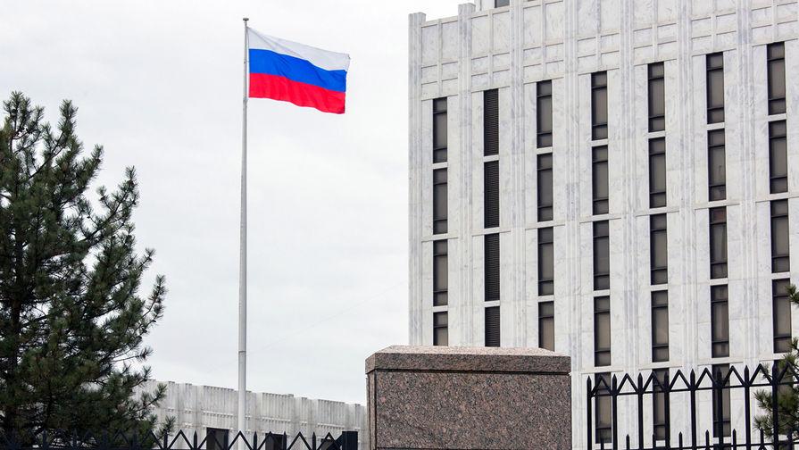 Посольство сообщило об отсутствии россиян среди задержанных за штурм Капитолия