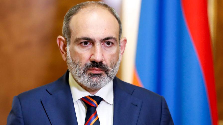 Пашинян заявил, что РФ вмешается в случае посягательства на Армению