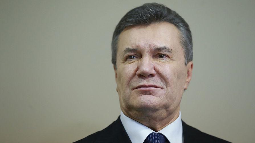 Защита Януковича опровергла сообщения о предъявлении ему обвинения в госизмене