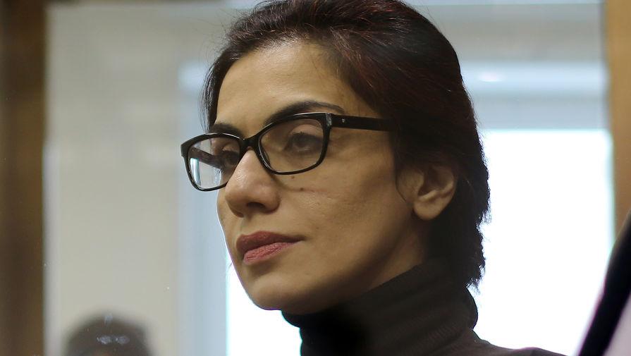 Суд дал Цуркан 15 лет колонии по делу о шпионаже