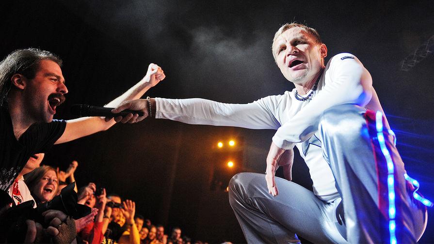 Музыкант Олег Скрипка: русскоязычные украинцы являются 'резидентами'