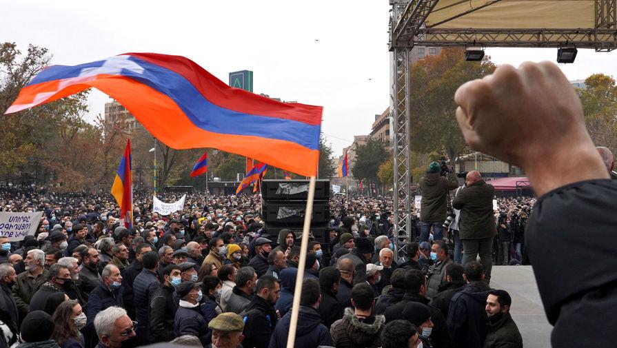 Траур по погибшим в Карабахе будет объявлен в Армении 19 декабря