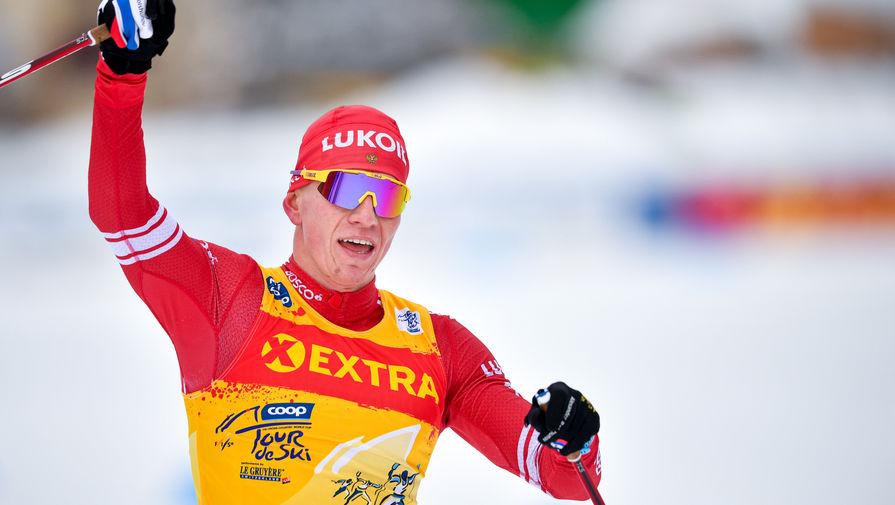 Девушка Большунова показала отдых с Александром после 'Тур де Ски'