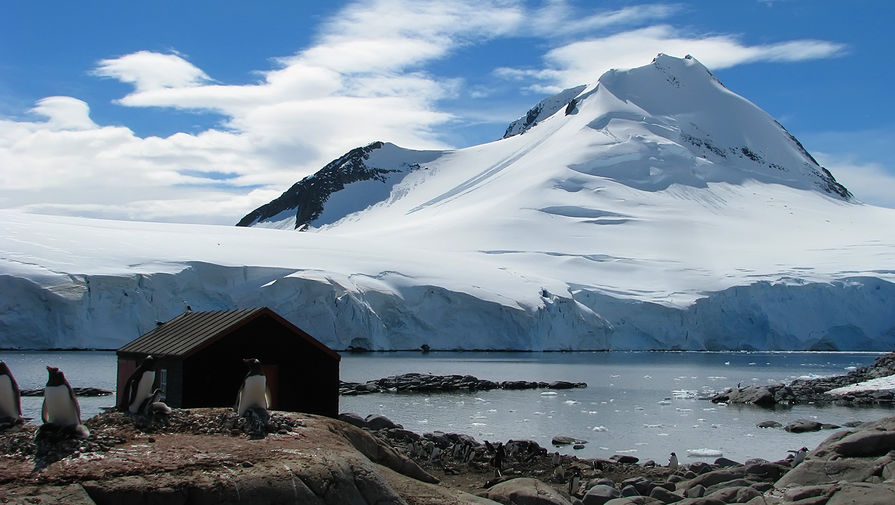 Ученые заметили необычную сейсмическую активность в Антарктике