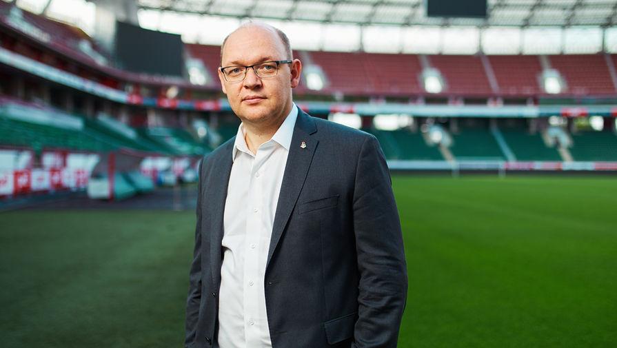 Геркус заключил с 'Локомотивом' мировое соглашение