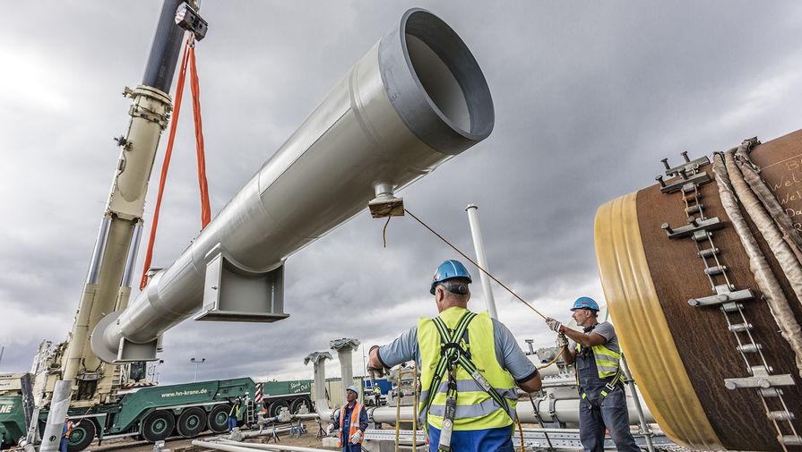 CША планируют ввести новые санкции против 'Северного потока — 2'