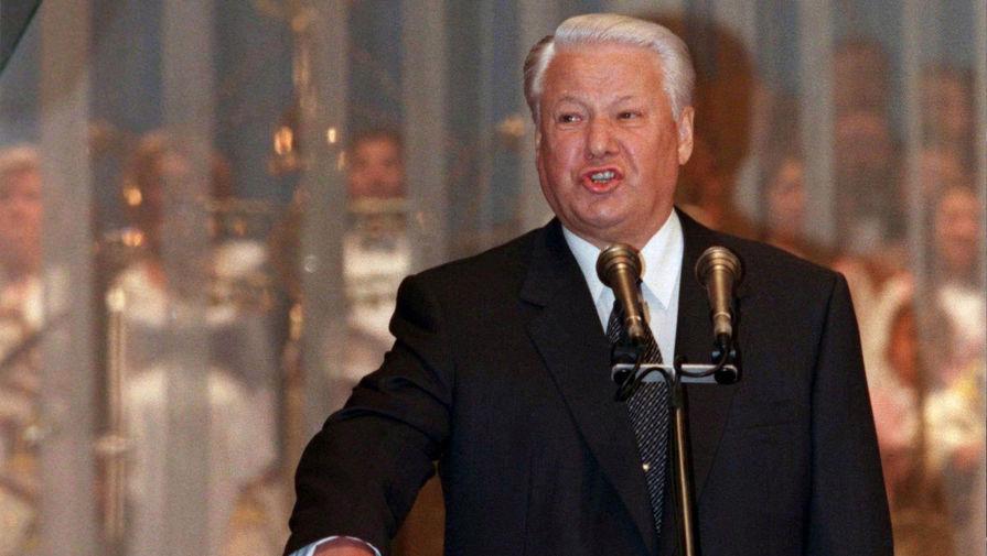 Раскрыта роль олигархов в победе Ельцина на выборах