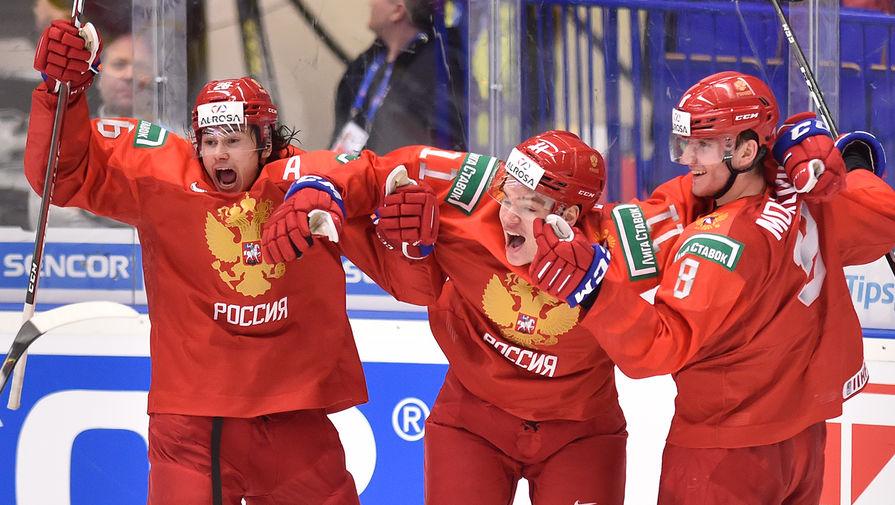 Ларионов оценил игру первого звена сборной России в матче с Канадой