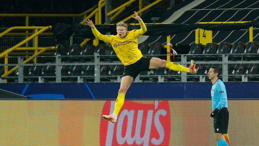 'Боруссия' впервые за 4 года вышла в четвертьфинал Лиги чемпионов
