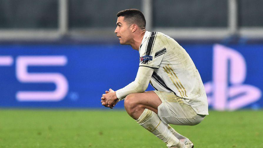 'Ювентус' готов продать Роналду за €60 млн
