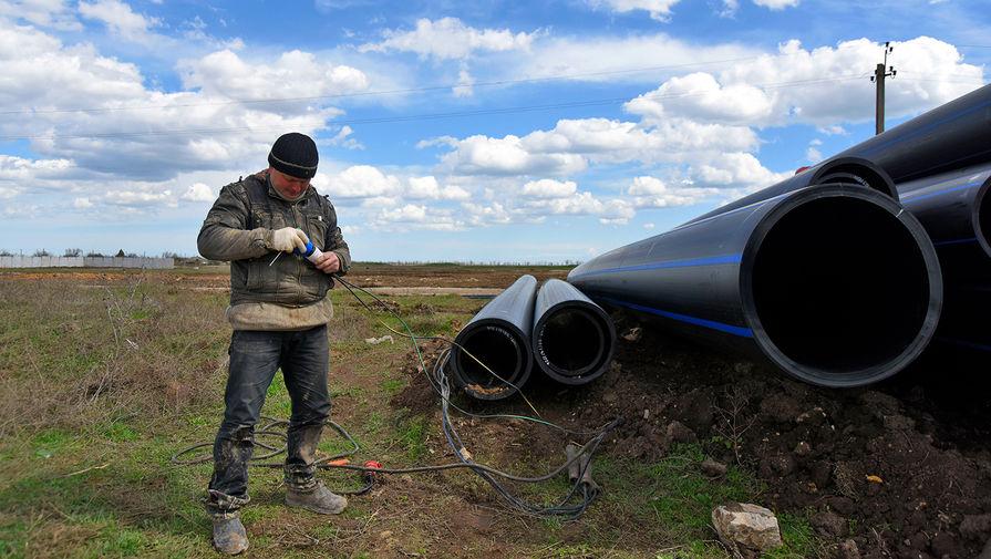 В Госдуме отреагировали на план Украины сорвать проект по опреснению в Крыму
