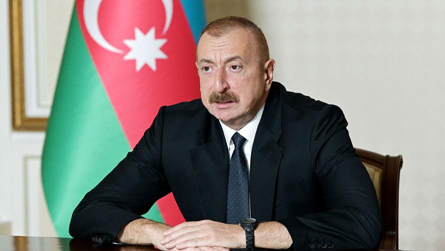 Алиев ответил на претензии ЮНЕСКО по армянским памятникам в Карабахе