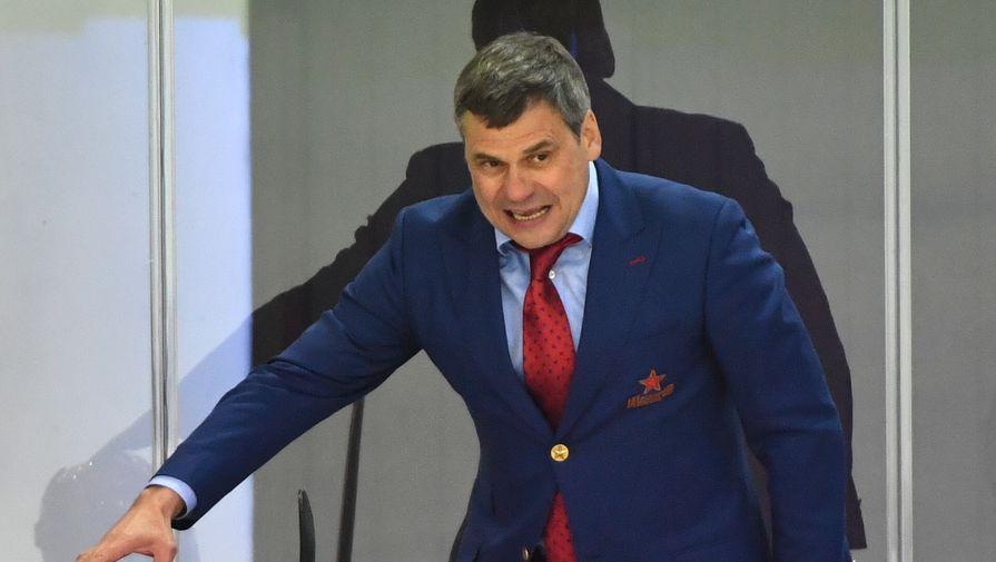 Экс-менеджер сборной России не оценил критику наставника 'Ак Барса'